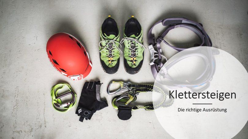Klettergurt Ratgeber : Klettersteig: die richtige ausrüstung u2013 rawstria
